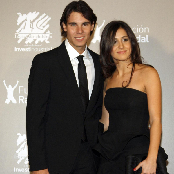Rafael Nadal Family - Parents, Uncles, Sister, Girlfriend ...