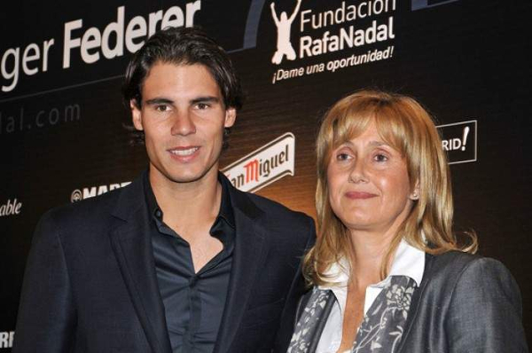 Rafael Nadal Family - Parents, Uncles, Sister, Girlfriend ...