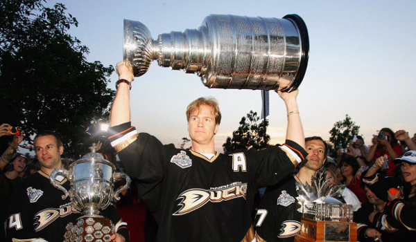 Chris Pronger stanely cup