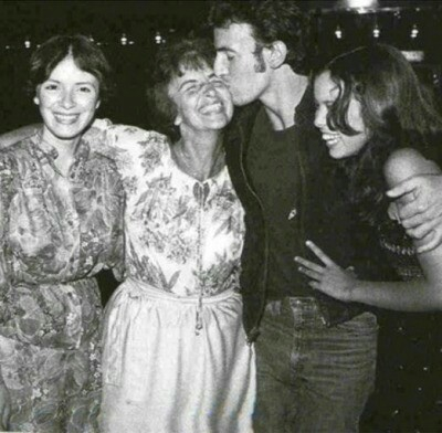Bruce Springsteen Family Wife Children Sisters Parents