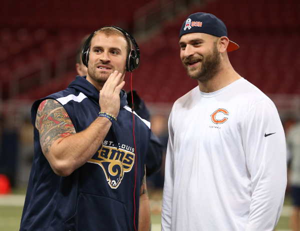 Chris long Brothers