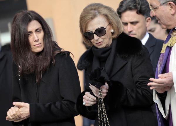 Giovanni Ferrero wife paola rossi