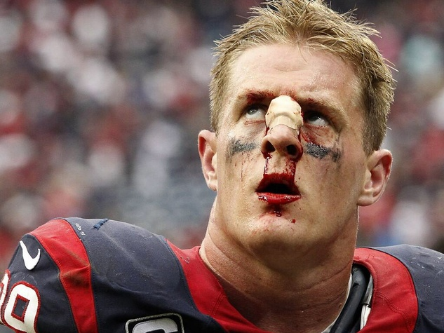 jj watt career