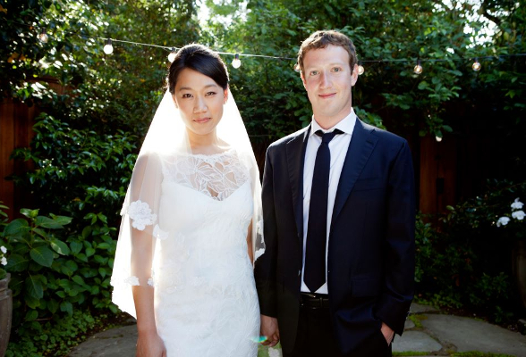 Priscilla Chan Marriage
