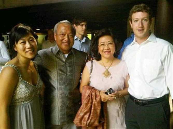 Priscilla Chan Parents
