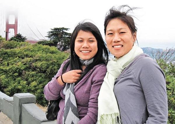 Priscilla chan sister Michelle Chan