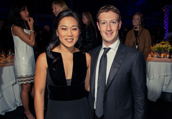 Priscilla Chan Husband Mark Zuckerberg