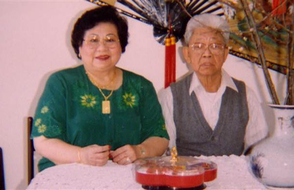 Priscilla Chan grand Parents