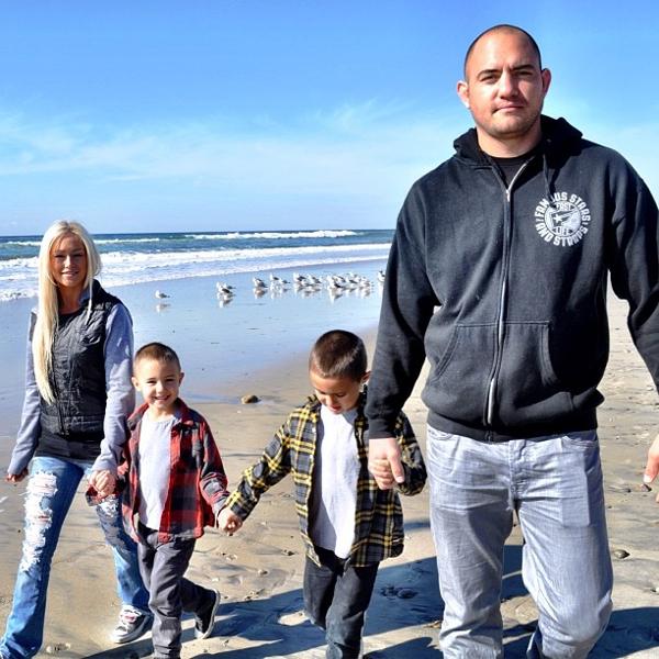 Travis Browne Children