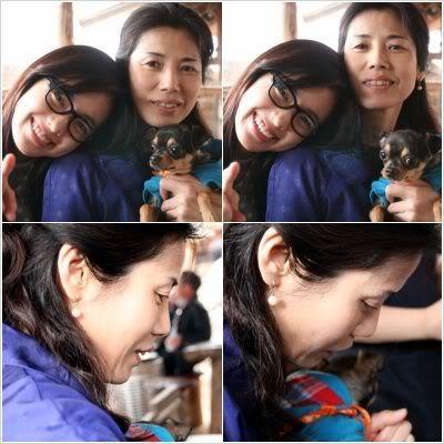 Han Hyo-Joo Family