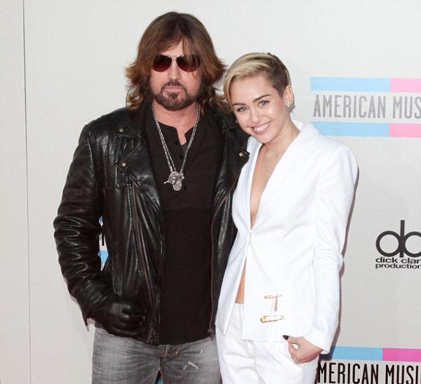 Miley Cyrus Father Billray cyrus