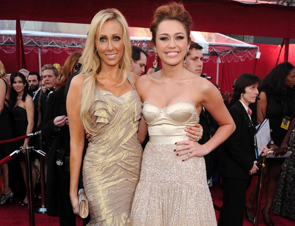 Miley Cyrus mother Tish Cyrus