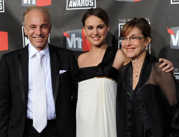 Natalie Portman Parents