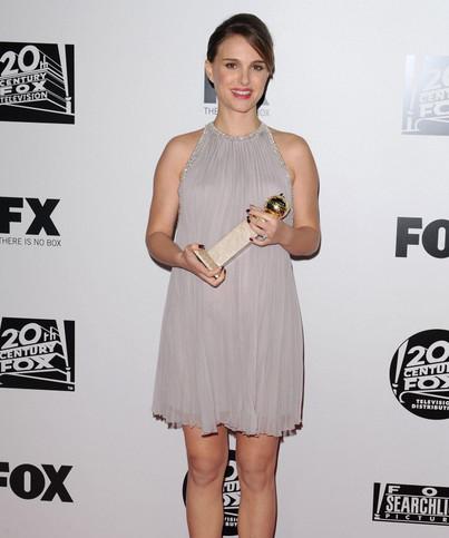 Natalie Portman Golden globe awards