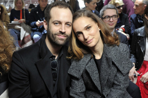 Natalie Portman Husband benjamin millepied
