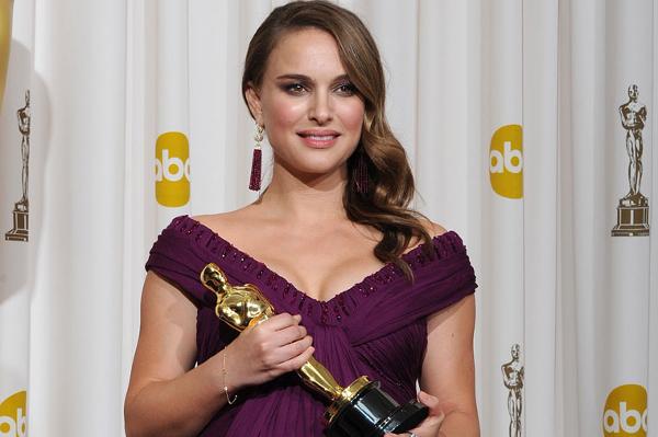 Natalie Portman Ocscar award