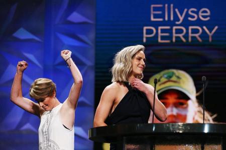 Ellyse Perry Award