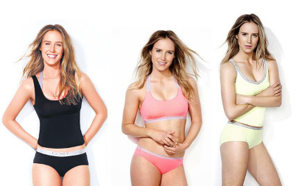 Ellyse Perry modelling