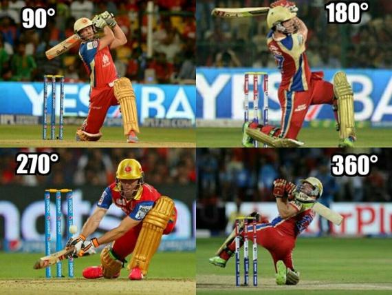 Ab De Villiers Shots