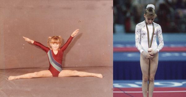 Shannon Miller Childhood images
