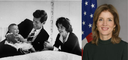 john f kennedy daughter Caroline Kennedy