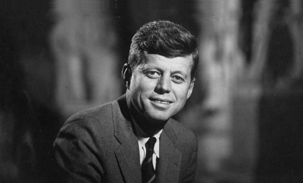 John F Kennedy Family