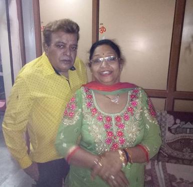 Payal Rajput Parents