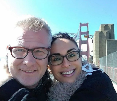 Asun Ortega Husband Patrick O'Ryan Whearty