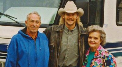 Alan Jackson Parents