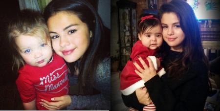 Selena Gomez Sisters