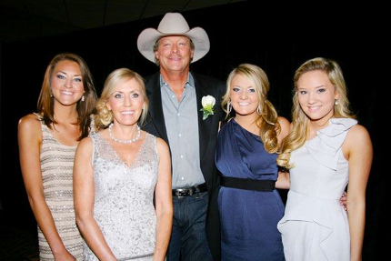 Alan Jackson Family