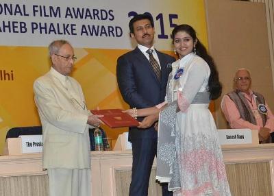Rinku Rajguru National Award