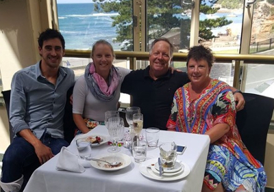 Alyssa Healy Parents
