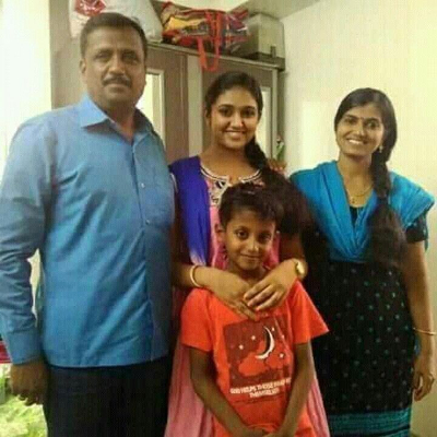 Rinku Rajguru Family