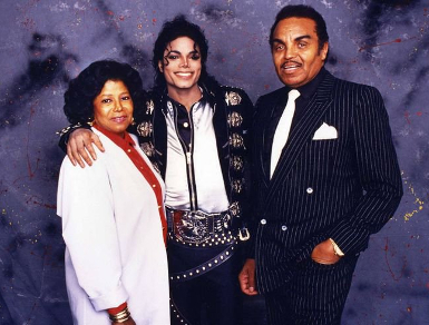 Janet Jackson Parents