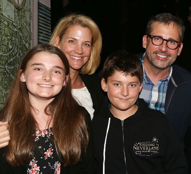 Steve Carell Children