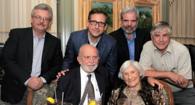 Steve Carell Parents and Brothers
