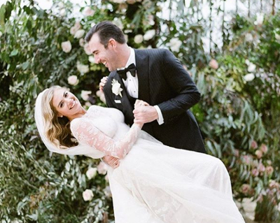 Justin Verlander Marriage Photos