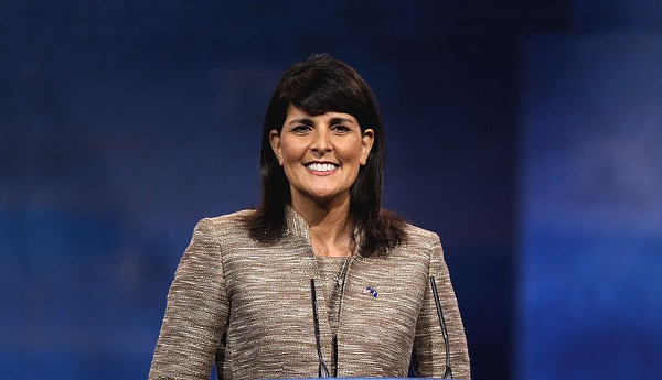 Nikki Haley Biography, Family
