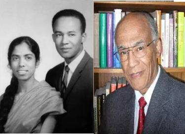 Kamala Harris Parents father mother