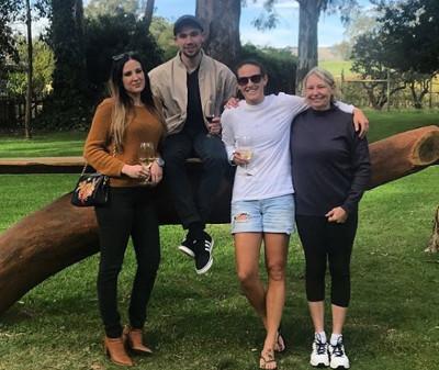 Megan Schutt family
